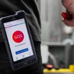 Oscom Deutschland News • Bosch GuardMe PNA Konzept • Alleinarbeiterschutz • Personen-Notsignal-Anlagen-System-Geraete • mobile • monitoring • technologie • 1