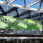 Personen-Notsignal-Anlagen • Personennotsignalsystem • oscom Deutschland • News • Messereport • Alleinarbeit • Alleinarbeiterschutz • PNA • A+A Messe in Düsseldorf