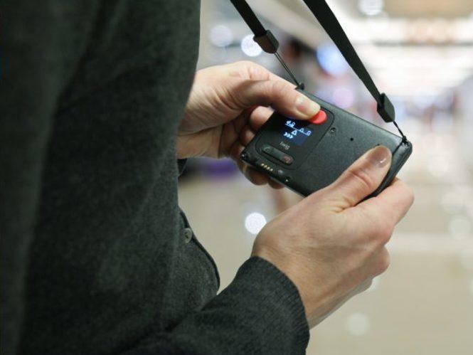 PNA Ortung • Personen-Notsignal-Anlagen Personennotsignalsystem oscom Deutschland Produkte TWIG SOSCard